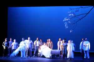 act ii-iii, delivery room
