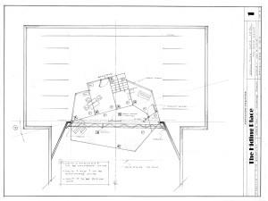 drawing plate 1: ground plan